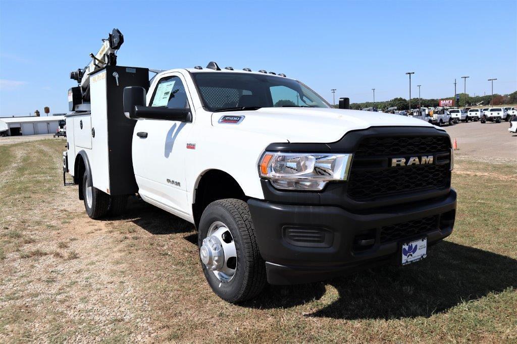 2019 Ram 3500 Regular Cab DRW 4x2, Palfinger PAL Pro 20 Mechanics Body #718175 - photo 5