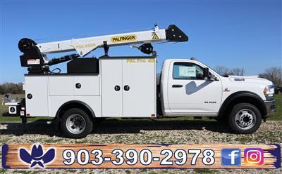 2019 Ram 5500 Regular Cab DRW 4x4, Palfinger PAL Pro 43 Mechanics Body #722325 - photo 1