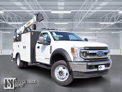 2021 Ford F-600 Regular Cab DRW 4x4, Mechanics Body #A00743 - photo 1