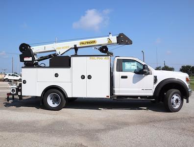 2021 Ford F-600 Regular Cab DRW 4x4, Mechanics Body #A00743 - photo 3
