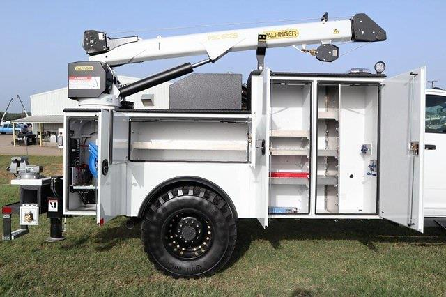 2020 Ram 5500 Regular Cab DRW 4x4, Palfinger PAL Pro 39 Mechanics Body #ST102497 - photo 44