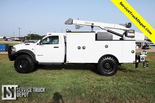 2020 Ram 5500 Regular Cab DRW 4x4, Palfinger Mechanics Body #ST102497 - photo 1