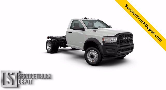 2020 Ram 5500 Regular Cab DRW 4x4, Palfinger PAL Pro 39 Mechanics Body #ST105272 - photo 48