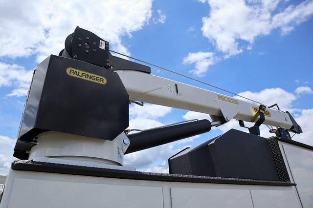 2020 Ram 5500 Regular Cab DRW 4x4, Palfinger PAL Pro 39 Mechanics Body #ST105272 - photo 11