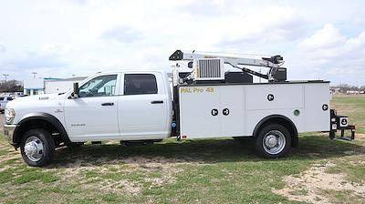 2021 Ram 5500 Crew Cab DRW 4x4, Palfinger PAL Pro 43 Mechanics Body #ST517109 - photo 8