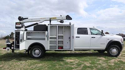 2021 Ram 5500 Crew Cab DRW 4x4, Palfinger PAL Pro 43 Mechanics Body #ST517109 - photo 42