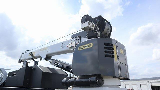 2021 Ram 5500 Crew Cab DRW 4x4, Palfinger PAL Pro 43 Mechanics Body #ST517111 - photo 7