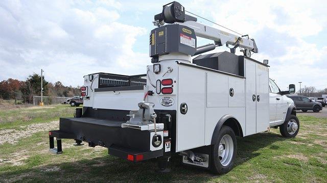 2021 Ram 5500 Crew Cab DRW 4x4, Palfinger PAL Pro 43 Mechanics Body #ST517111 - photo 2