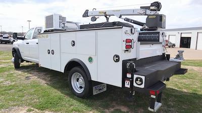 2021 Ram 5500 Crew Cab DRW 4x4, Palfinger PAL Pro 43 Mechanics Body #ST517111 - photo 5