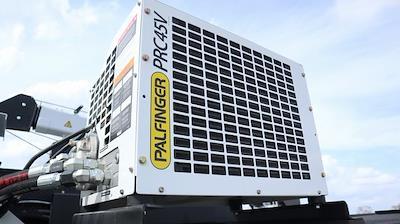 2021 Ram 5500 Crew Cab DRW 4x4, Palfinger PAL Pro 43 Mechanics Body #ST517111 - photo 12