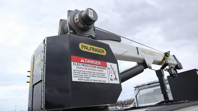 2021 Ram 5500 Regular Cab DRW 4x4, Palfinger PAL Pro 20 Mechanics Body #ST517116 - photo 9