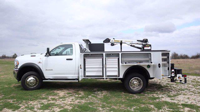 2021 Ram 5500 Regular Cab DRW 4x4, Palfinger PAL Pro 20 Mechanics Body #ST517118 - photo 67
