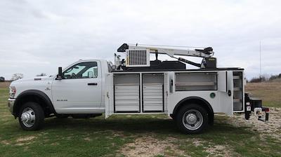 2021 Ram 5500 Regular Cab DRW 4x4, Palfinger Mechanics Body #ST517121 - photo 16