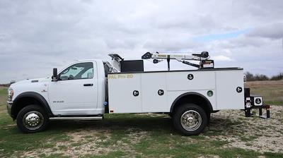 2021 Ram 5500 Regular Cab DRW 4x4, Palfinger PAL Pro 20 Mechanics Body #ST517126 - photo 4