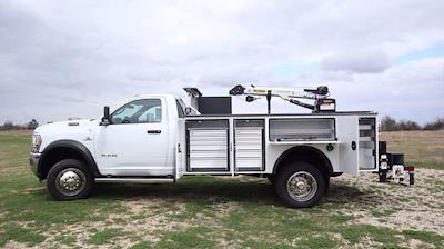 2021 Ram 5500 Regular Cab DRW 4x4, Palfinger PAL Pro 20 Mechanics Body #ST517126 - photo 69