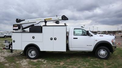 2021 Ram 5500 Regular Cab DRW 4x4, Palfinger PAL Pro 39 Mechanics Body #ST517128 - photo 4