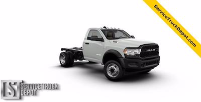 2021 Ram 5500 Regular Cab DRW 4x4, Cab Chassis #ST517156 - photo 1