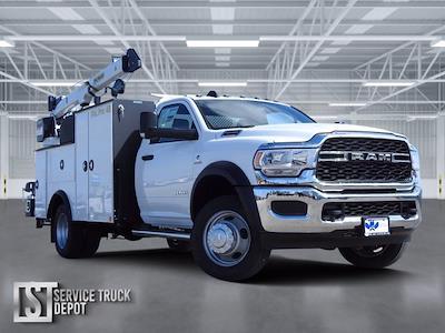 2021 Ram 5500 Regular Cab DRW 4x4,  Palfinger PAL Pro 20 Mechanics Body #ST517156 - photo 38