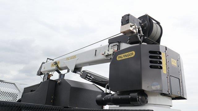 2021 Ram 5500 Regular Cab DRW 4x4, Palfinger PAL Pro 39 Mechanics Body #ST517158 - photo 5