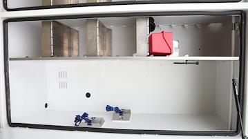 2021 Ram 5500 Regular Cab DRW 4x4, Palfinger PAL Pro 39 Mechanics Body #ST517158 - photo 17