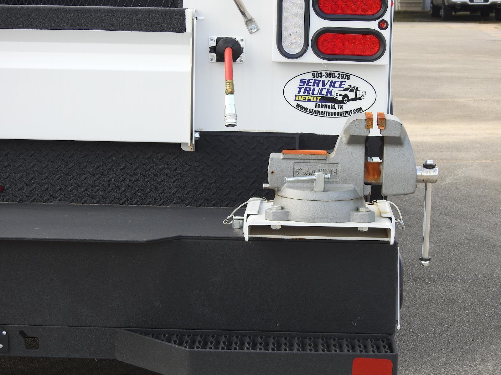 2021 Ram 5500 Regular Cab DRW 4x4, Palfinger PAL Pro 43 Mechanics Body #ST538699 - photo 16