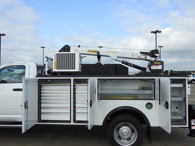 2021 Ram 5500 Regular Cab DRW 4x4, Palfinger PAL Pro 43 Mechanics Body #ST538699 - photo 35