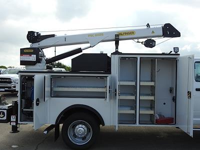 2021 Ram 5500 Regular Cab DRW 4x4, Palfinger PAL Pro 43 Mechanics Body #ST538699 - photo 11