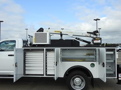 2021 Ram 5500 Regular Cab DRW 4x4, Palfinger PAL Pro 43 Mechanics Body #ST538699 - photo 19