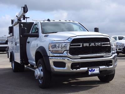 2021 Ram 5500 Regular Cab DRW 4x4, Palfinger PAL Pro 43 Mechanics Body #ST538699 - photo 25