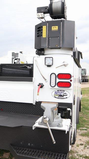 2021 Ram 5500 Regular Cab DRW 4x4, Palfinger Mechanics Body #ST538703 - photo 12