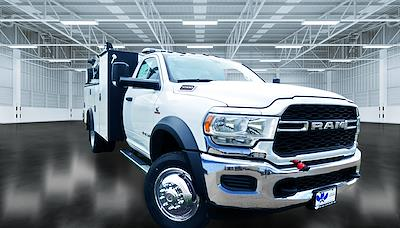 2021 Ram 5500 Regular Cab DRW 4x4, Palfinger PAL Pro 20 Mechanics Body #ST538705 - photo 1