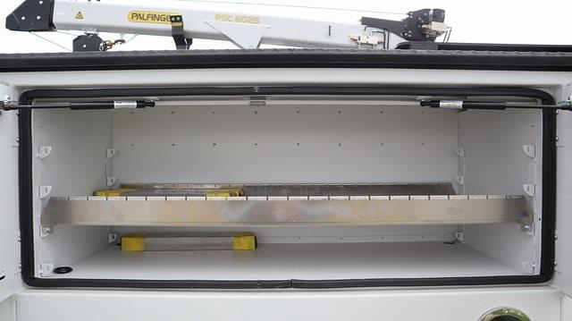 2021 Ram 5500 Regular Cab DRW 4x4, Palfinger Mechanics Body #ST538709 - photo 14