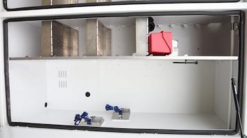 2021 Ram 5500 Regular Cab DRW 4x4, Palfinger Mechanics Body #ST538711 - photo 19