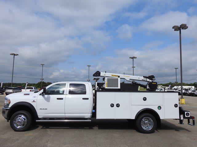 2021 Ram 5500 Crew Cab DRW 4x4, Palfinger PAL Pro 39 Mechanics Body #ST546812 - photo 43