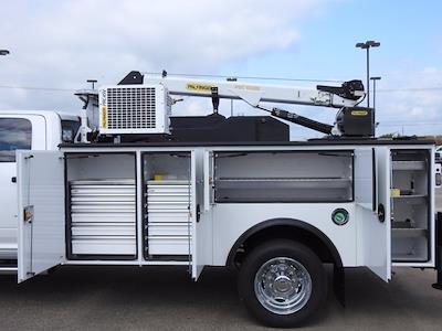 2021 Ram 5500 Regular Cab DRW 4x4, Palfinger PAL Pro 39 Mechanics Body #ST562110 - photo 15