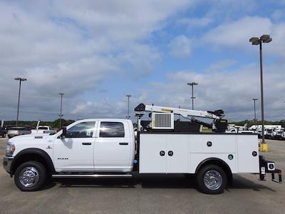 2021 Ram 5500 Regular Cab DRW 4x4, Palfinger PAL Pro 39 Mechanics Body #ST562110 - photo 4