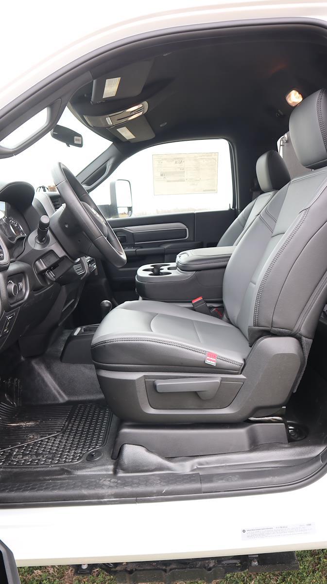 2021 Ram 5500 Regular Cab DRW 4x4,  Palfinger PAL Pro 39 Mechanics Body #ST586158 - photo 59