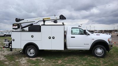 2021 Ram 5500 Regular Cab DRW 4x4,  Palfinger PAL Pro 39 Mechanics Body #ST586158 - photo 18