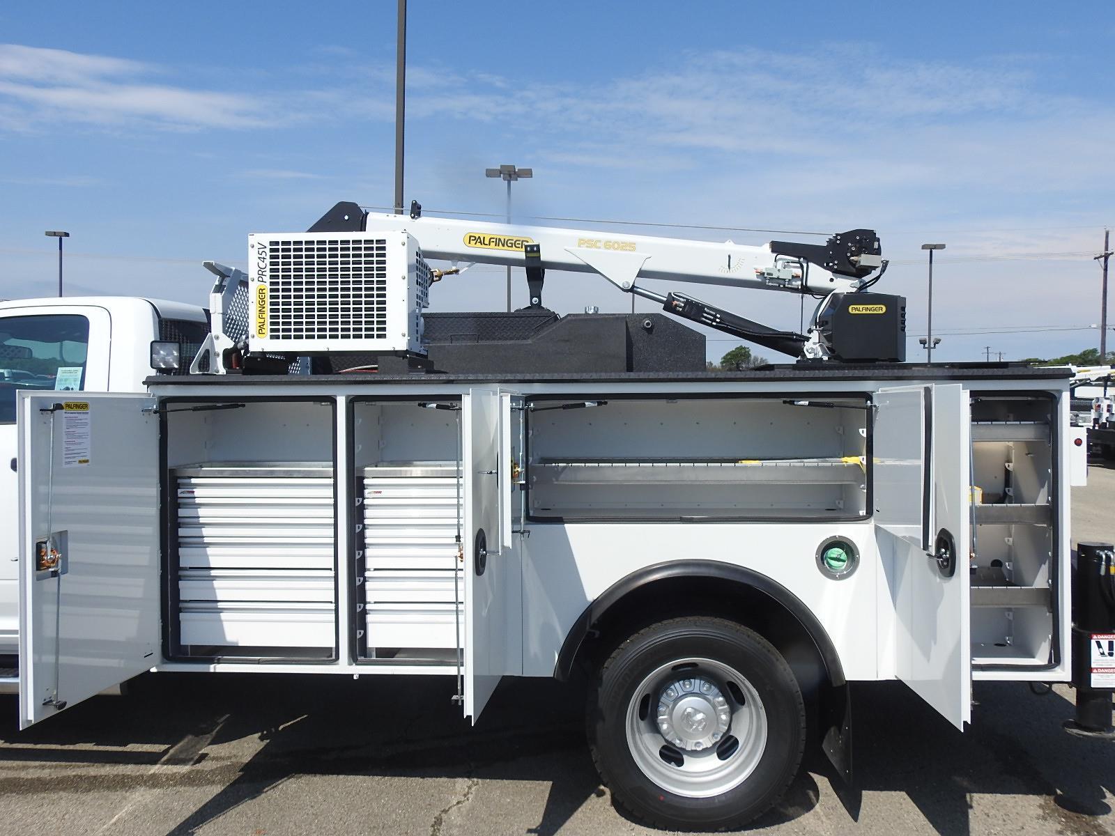2021 Ram 5500 Regular Cab DRW 4x4, Palfinger PAL Pro 39 Mechanics Body #ST599057 - photo 20