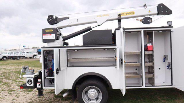 2021 Ram 5500 Regular Cab DRW 4x4, Palfinger PAL Pro 39 Mechanics Body #ST599057 - photo 73