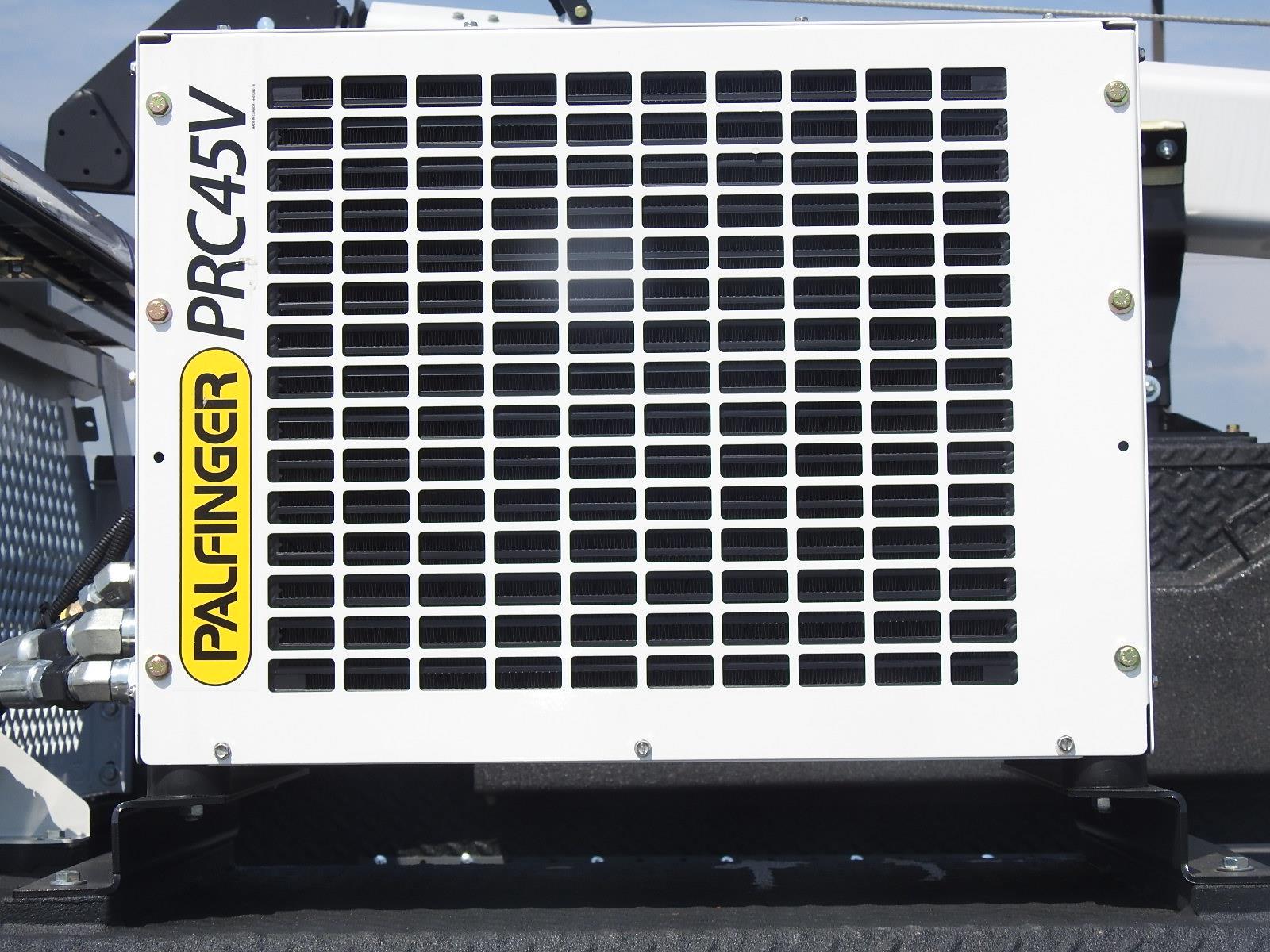 2021 Ram 5500 Regular Cab DRW 4x4, Palfinger PAL Pro 39 Mechanics Body #ST599063 - photo 19