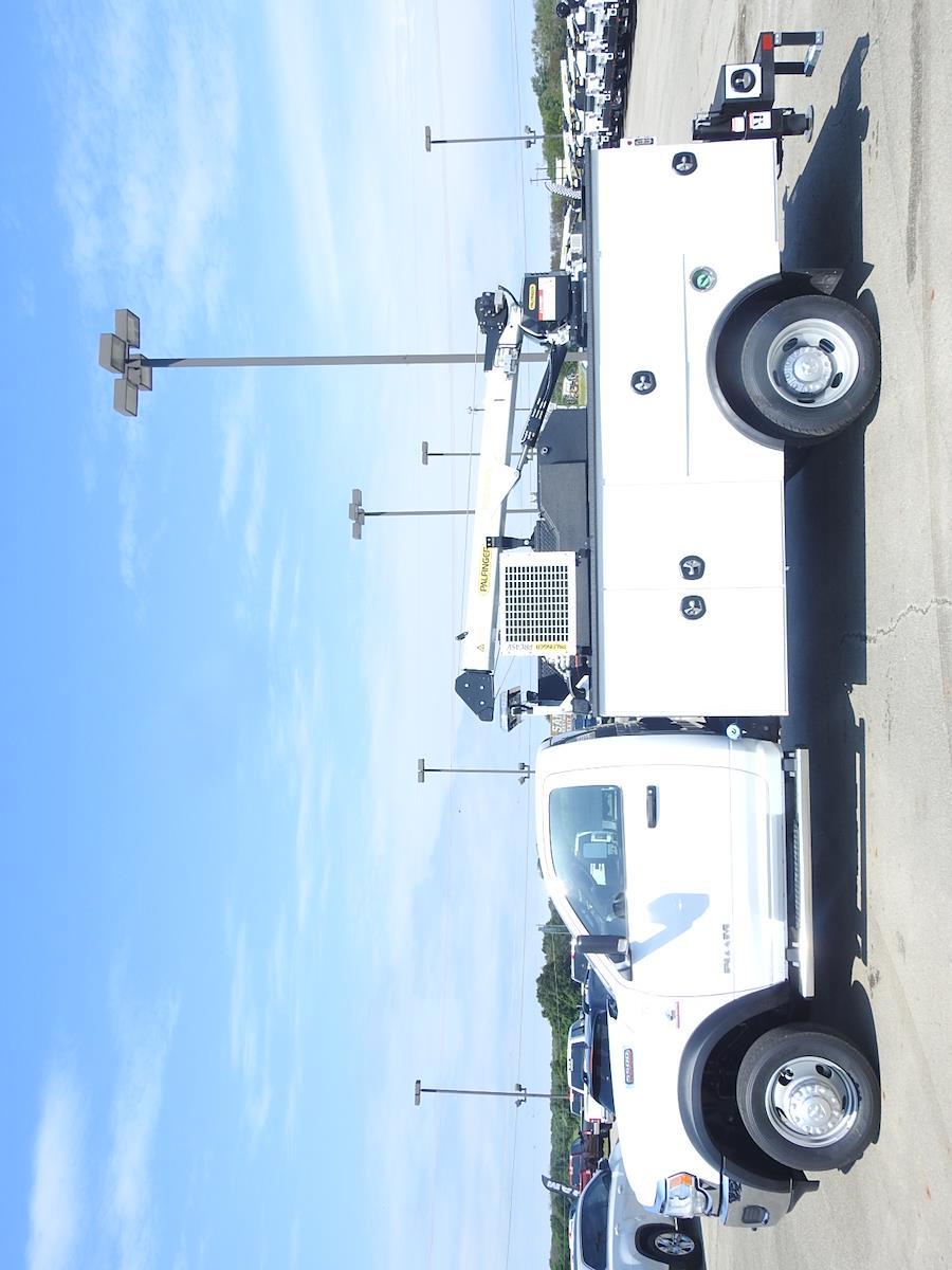 2021 Ram 5500 Regular Cab DRW 4x4, Palfinger PAL Pro 39 Mechanics Body #ST599063 - photo 5