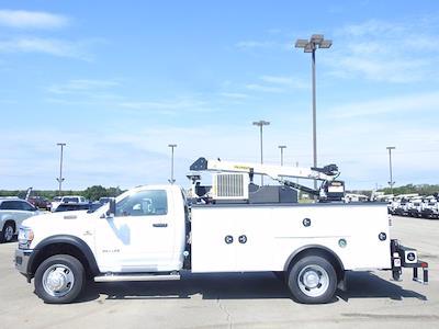 2021 Ram 5500 Regular Cab DRW 4x4,  Palfinger PAL Pro 39 Mechanics Body #ST599063 - photo 48