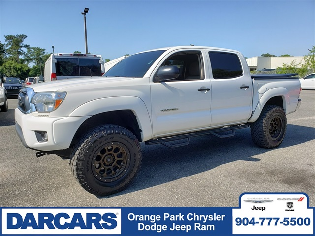 2015 Toyota Tacoma Double Cab 4x4, Pickup #069013B - photo 1