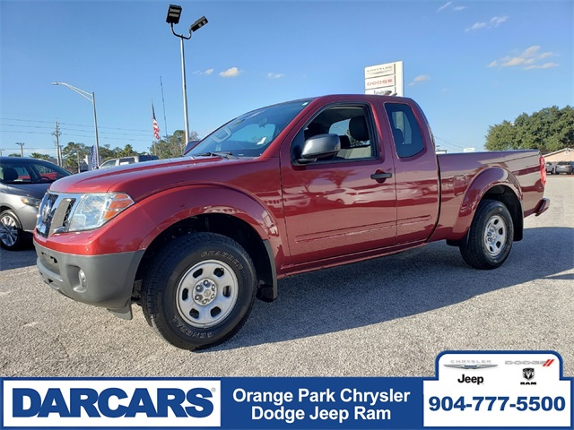 2018 Nissan Frontier King Cab 4x2, Pickup #189039A - photo 1
