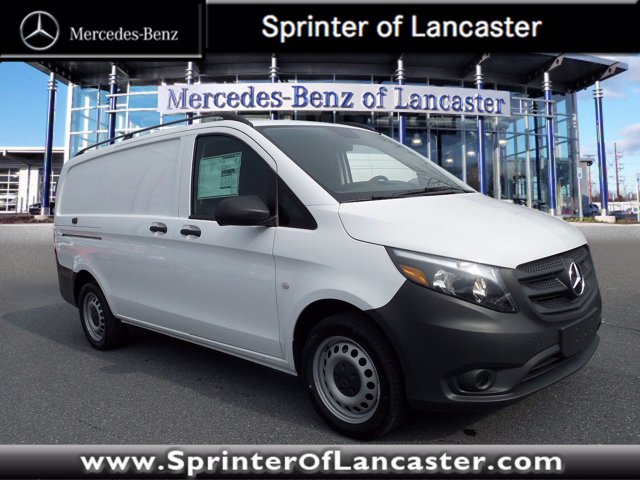 2020 Mercedes-Benz Metris 4x2, Empty Cargo Van #SP0731X - photo 1