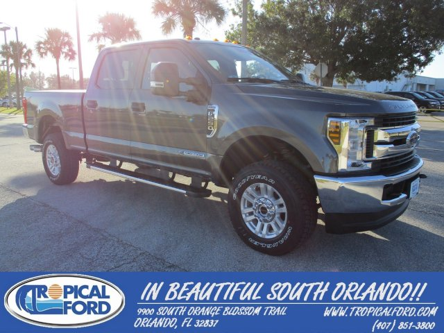 2019 F-250 Crew Cab 4x4,  Pickup #KT034 - photo 1