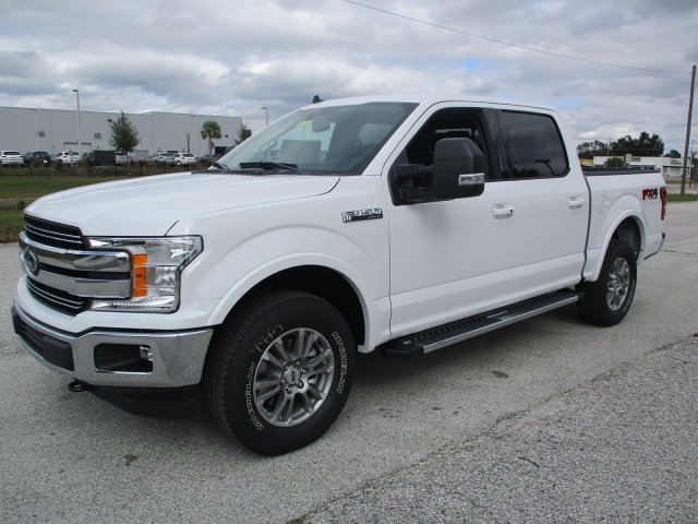 2019 F-150 SuperCrew Cab 4x4,  Pickup #KT079 - photo 4