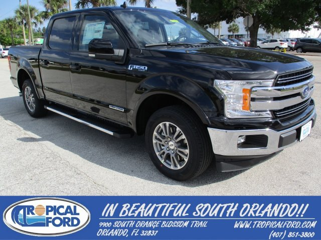 2019 F-150 SuperCrew Cab 4x2,  Pickup #KT220 - photo 1