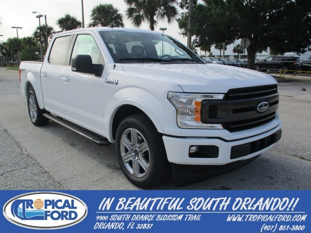 2019 F-150 SuperCrew Cab 4x2,  Pickup #KT287 - photo 1